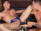 Tristan Phoenix and Tr