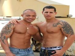 Lucas And Antonio from Lucas Kazan