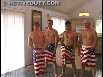 Fourgy March from Active Duty
