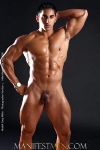 Cody Miller from Manifest Men
