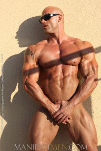 Peter Latz from Manifest Men