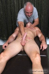 Zack Cooks Massage from Jake Cruise