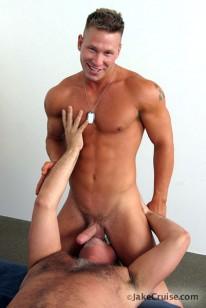 Tristan Baldwin Serviced from Jake Cruise