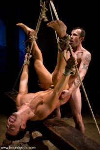 Dominik Rider And Chad Hunt from Bound Gods