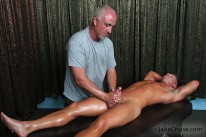 Tristan Baldwin Massaged from Jake Cruise