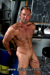 Parker Williams from Hairy Boyz