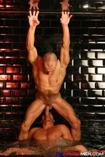 Hot Wet Hung from Uk Naked Men