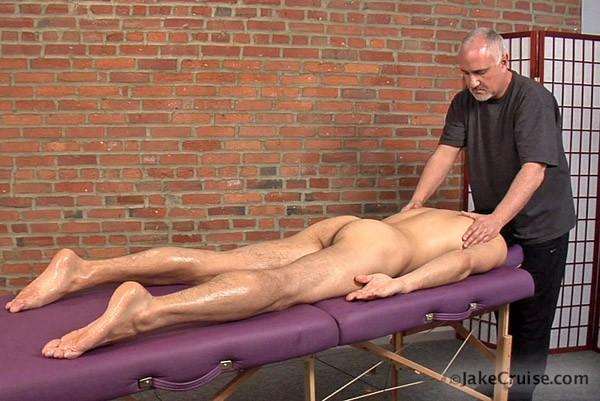 Jake cruise massage