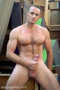 Mark Kroner from Sex Gaymes