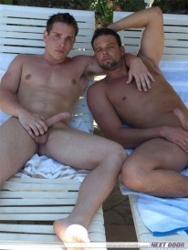 Dylan And Ricky from Next Door Buddies