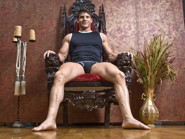 Jeremy Walker Gay porno autofóznych orgie