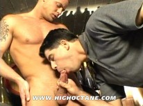 Andre And Zaid from High Octane
