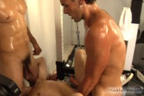 Pumping Up from Cocksure Men