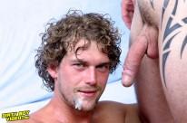 Blue Eyed Cum Slut from Dirty Boy Video
