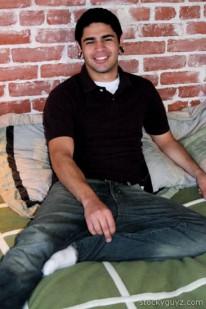 Freddy Martinez from Stocky Guyz