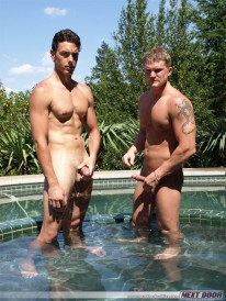Marcus And Jeremy from Next Door Pass