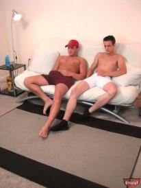 Jason And Dustin from Broke Straight Boys