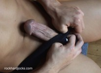 Raging Hard On from Hard Dick Project