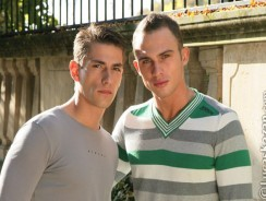 Alex And Giuseppe Fuck from Lucas Kazan
