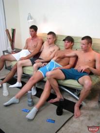 Fleshlight Party from Broke Straight Boys