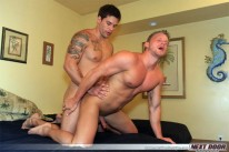 Brodie And Marcus from Next Door Pass