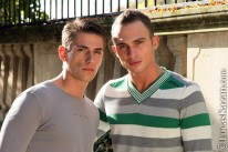 Alex And Giuseppe from Lucas Kazan