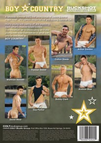 Boy Country from Colt Studio