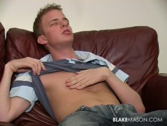 Leo And His Big Dick from Blake Mason