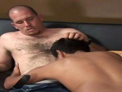 Matt Meets A 9 Inch Cock from Extra Big Dicks