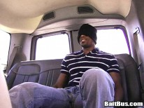 Ass Pounding Black Stud from Bait Bus