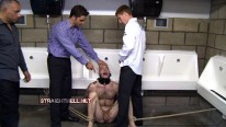 Bathroom Slave Dave from Straight Hell