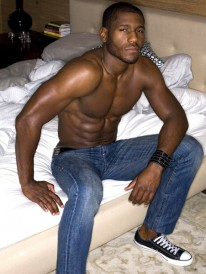 Tyrese Hunter from Randy Blue