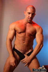Spanish Muscle Hunk from Butch Dixon
