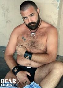 Hot Bear Jon Erik from Bear Films