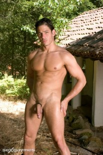 Hot Joey Milano from Sex Gaymes