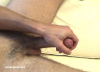 Andrew Jerking Off from Hard Dick Project