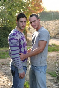 Daniele And Giuseppe from Lucas Kazan