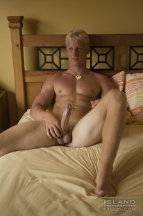Ty Showing His Huge Dick from Island Studs