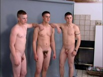 3 Marines from Sd Boy