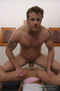 Dave Vargas from Straight Guys For Gay Eyes