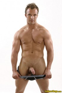 Hunky Parker Shows Cock from Cruiser Boys