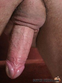 Aaran Shows Hairy Body from Butch Dixon