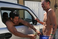 Kok Car Wash from Cocksure Men