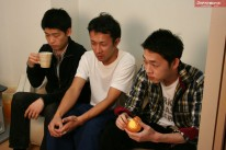 Hiroshis 1st Blowjob from Japan Boyz