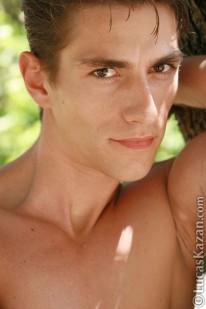 Alex Orioli Public Nudity from Lucas Kazan