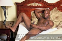 Justin Yanks Big Package from Mark Wolff