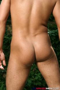 Wet Adam from Uk Naked Men