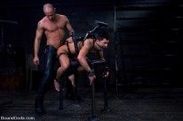 Ride The Horse Cock from Bound Gods