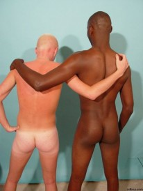 Marc Takes A Black Cock from Sd Boy