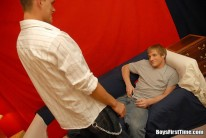 Rickee And Bradley Fuck from Boys First Time